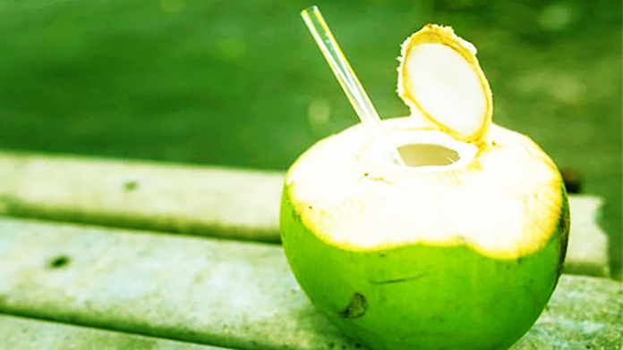 Coconut water, how to control high blood pressure naturally