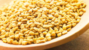 Fenugreek seeds - How to Control High Blood Pressure Naturally