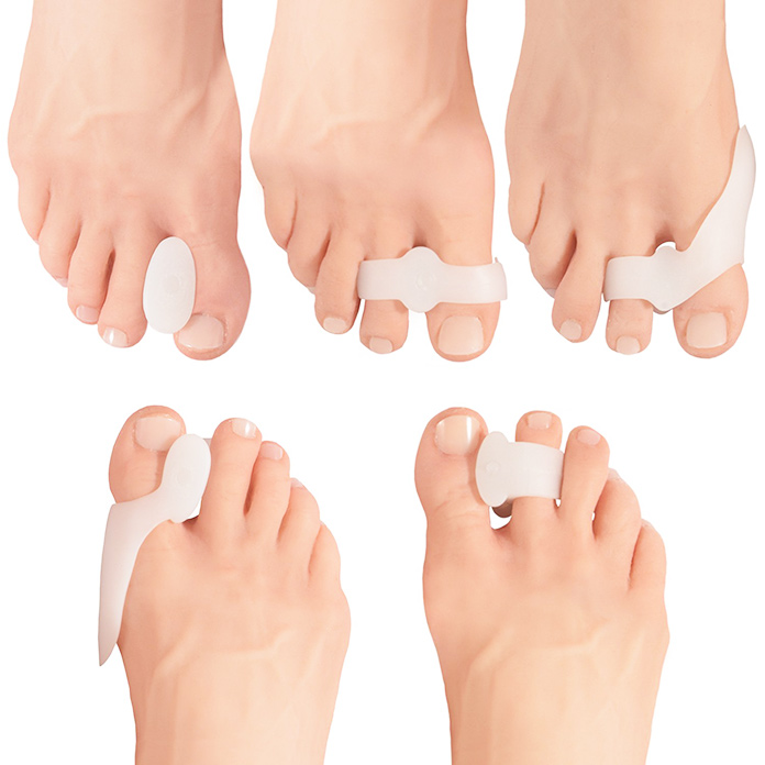 bunionette pads - Gel Filled Pad For Bunions - how to get rid of bunions naturally at home