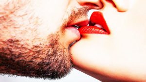 kissing, Are Cold Sores Contagious - You Bet