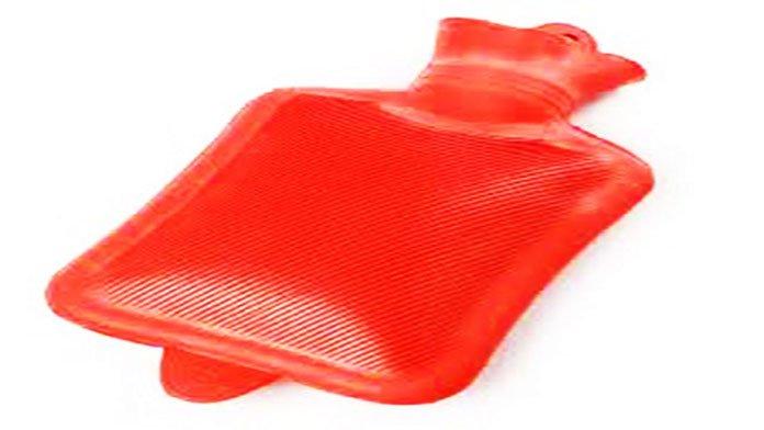 Hot Water Bottle - arthritis pain home remedies