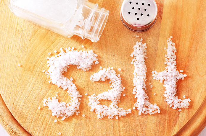 Salt- Home Remedies For High Blood Pressure That Really Works