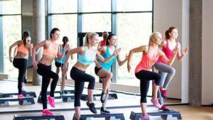 aerobics cardio dance