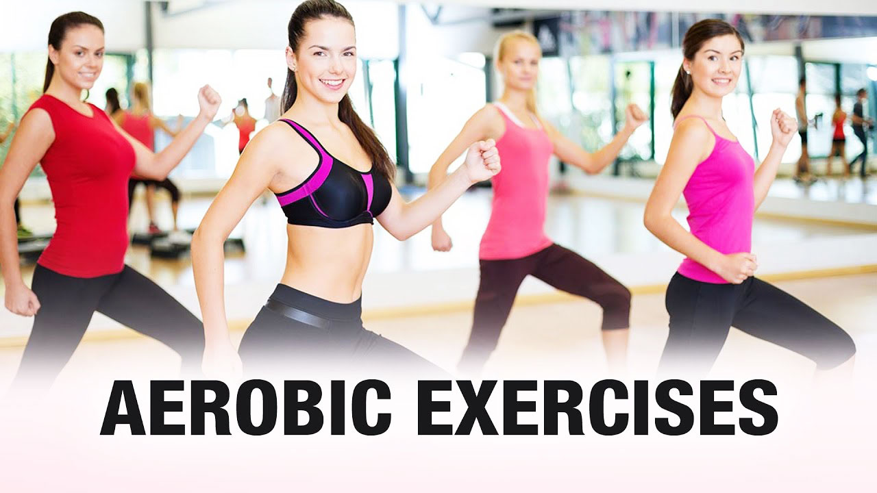 We Need Aerobics Cardio Exercise For Weight Loss