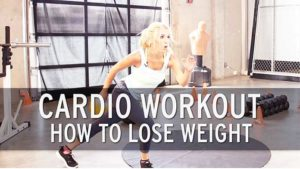 Aerobics Cardio Exercise For Weight Loss