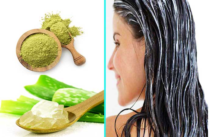 Henna And Aloe Vera - How To Use Aloe Vera For Hair Growth