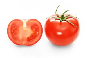 tomato-How To Get Rid Of Acne Scars Quickly