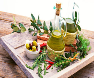 essential olive oil