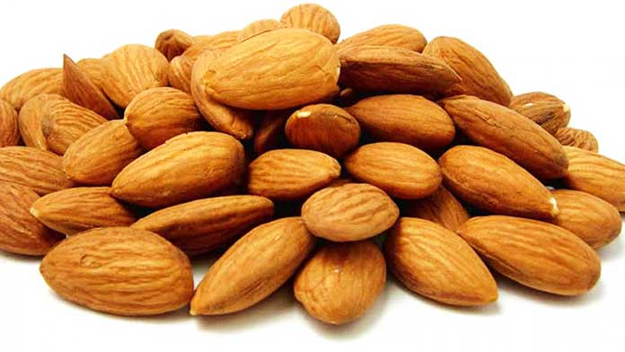 Almonds Strengthen The Immune System - Boost Immune System Fast - How To Boost Immune System When Sick
