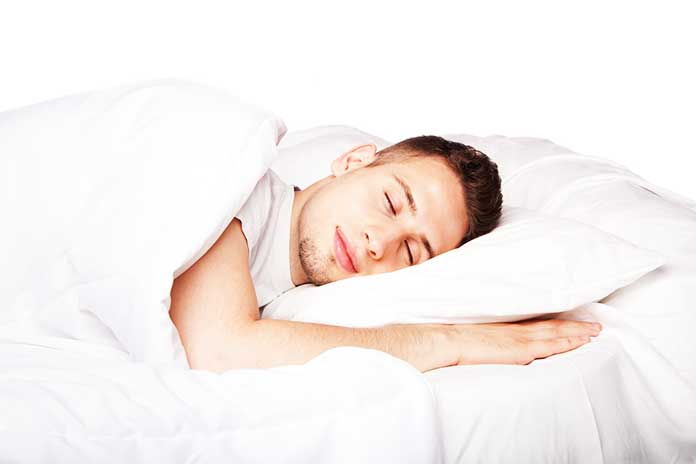 Sleep Well - boost immune system fast - How To Boost Immune System When Sick