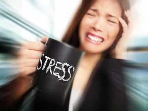 Stress - What Is The Symptom Of High Blood Pressure