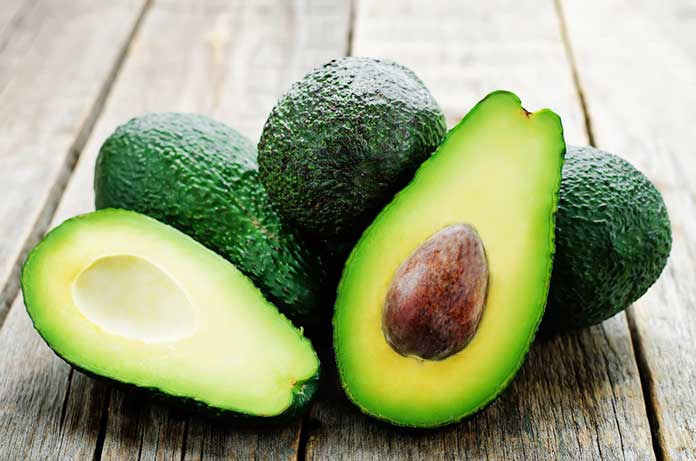 Avocado - 9 Tricks For How To Hair Growth Fast