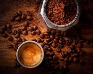 Benefits Of Caffeine - Coffee Scrub