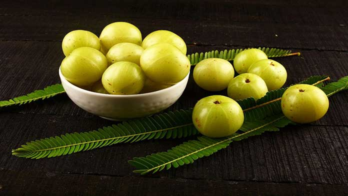 Amla - 9 Tricks For How To Hair Growth Fast