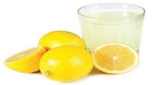 Lemon Juice - Home Remedies For Herpes