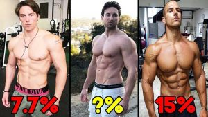 The thicker the skin fold, the higher the body fat percentage - How To Calculate Your Body Fat Percentage Without Calipers