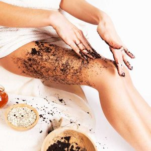 Coffee Scrub for Hands And Legs