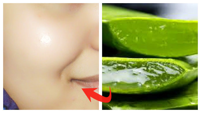 aloe vera face mask - Benefits Of Aloe Vera On Face Overnight