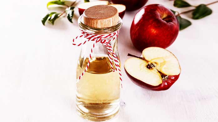 Apple Cider Vinegar -Home Remedies For A Migraine Headache Pain