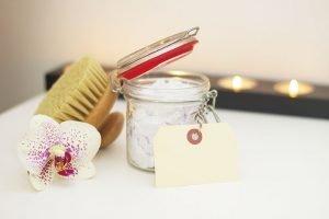 dry brushing loose skin