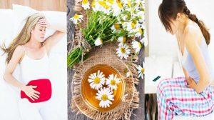 Menstrual Pain - 13 Amazing Benefits Of Camomile Tea For Health