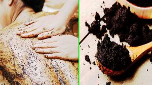 Body Scrub -7 Simple Beauty Tips Coffee Grounds For Skin