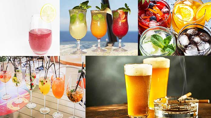 Sodas, Fruit Juices, Spritzers, And Alcoholic - 21 Best Weight Loss Tips For Fast Results