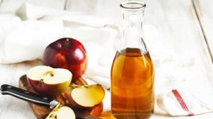 Apple Cider Vinegar - 7 Best Home Remedies For Get Rid Of Cold Sores Fast