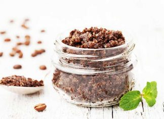 Coffee Scrub Face Mask Benefits