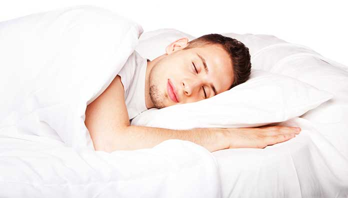 Allow Yourself Enough Sleep - 21 Best Weight Loss Tips For Fast Results