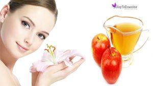 5 Amazing Ways To Use Apple Cider Vinegar For Beautiful Skin