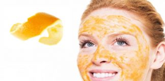 Orange Sugar Facial Scrub