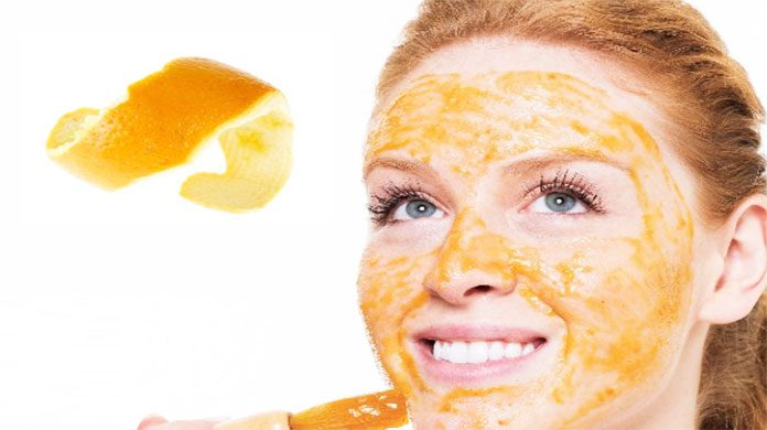 Orange Sugar Facial Scrub