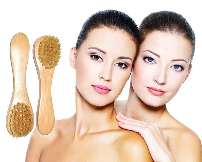 The Best Skin Scrubbing Brush
