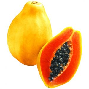 Papaya - 7 Tips How To Get Rid Of Clogged Pores