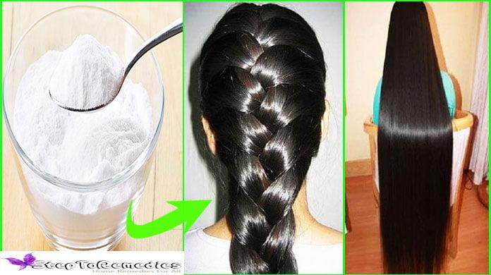 baking soda shampoo hair loss