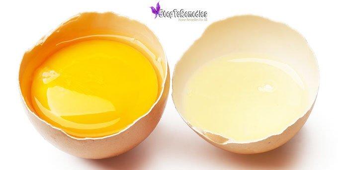 Egg White On Face Overnight - Face Mask For Oily Skin