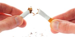 Do Not Smoke - Arteriosclerosis Treatment