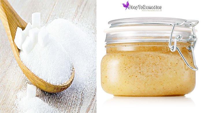 Ginger sugar scrub - Amazing Benefits Of Ginger Body Shrub