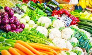 Swap Industrially Processed Foods For Fresh Foods