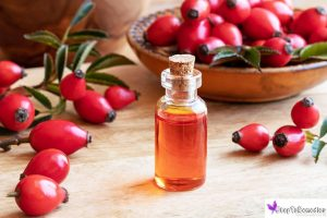 in Cosmetology - Rosehip Seed Oil