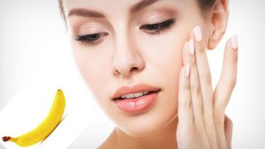 banana peel for wrinkles