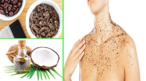 Coffee Scrub Recipe For Cellulite - Dry Skin - 13 Homemade Natural Tips DIY Face Scrubs For All Skin