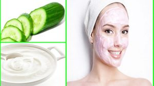 Cucumber Face Mask For Glowing Skin - 11 Best Effective Face Mask For Oily Skin
