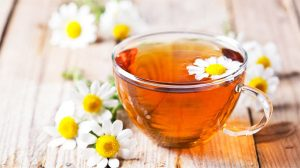 Healing Earth Chamomile Peeling On Blemished Skin - 13 Homemade Natural Tips DIY Face Scrubs For All Skin