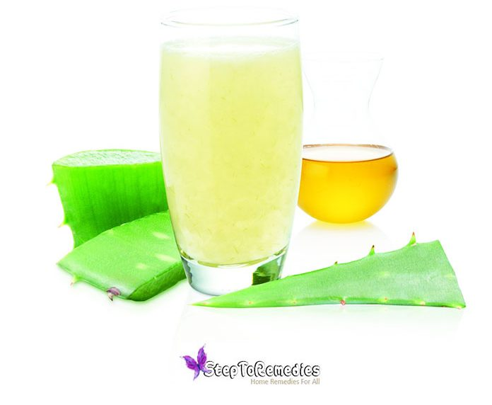 Recipes Aloe Vera Juice - 11 Best DIY + Aloe Vera Gel Face Mask Benefits For Bright Skin
