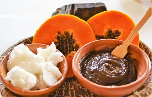 Papaya Mask With Yogurt - Papaya Face Masks