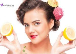Lemon For Pimple