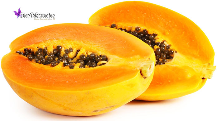 Papaya Mask With Honey  - Papaya Face Mask
