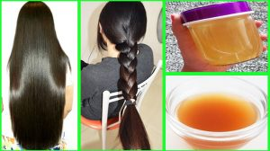 apple cider vinegar for hair - 15 DIY Masks How To Use Onion Juice For Hair Growth